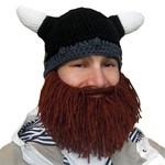 Viking beard-hat