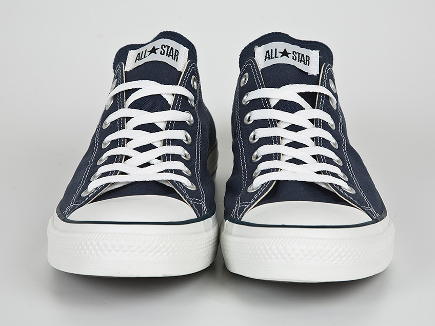 Converse Shoes Front View