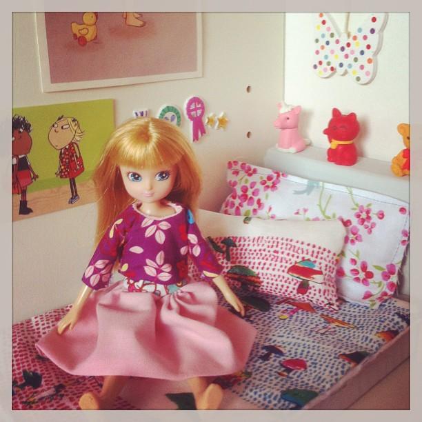Lottie pink