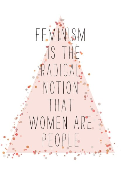Radical indeed.