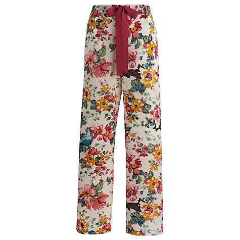Show-stopping PJ trousers